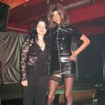 Na párty v Budapešti s Rozáliou, veľmi milé dievča