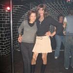 V Atóm klube, Banská Bystrica s jednou veľmi milou babou