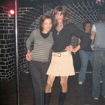 In Atóm club, in Banská Bystrica with a very nice girl