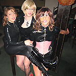 3 latex divas at Eliot