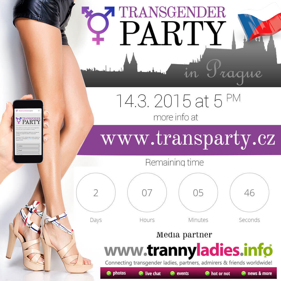 Transgender Party Prague